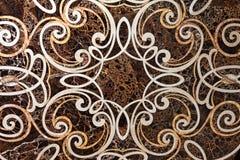 Stor marmortegelplatta Royaltyfri Foto