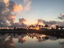 Stor morgon Arkivfoto
