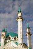 stor moské Arkivfoto