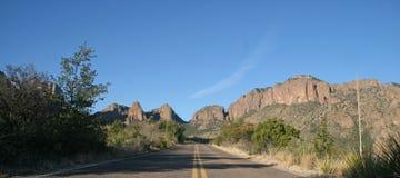 stor nationalpark för böjning Arkivbild