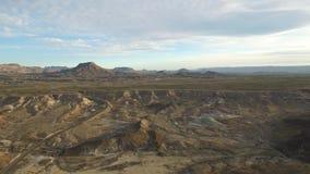 stor nationalpark för böjning lager videofilmer