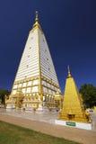 Stor och liten pagod Royaltyfria Foton