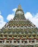 stor pagoda Royaltyfri Fotografi