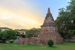 Stor Pagoda Royaltyfria Foton