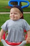 stor pojke Royaltyfri Foto