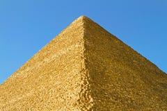 stor pyramide för kant Royaltyfri Foto