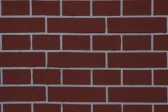 Stor röd brun gammal sjaskig textur för bakgrund för fyrkant för tegelstenvägg Retro Urban Brickwall ramtapet Grungy texturerade  Royaltyfri Bild