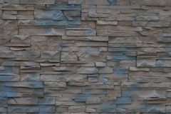 Stor röd brun gammal sjaskig textur för bakgrund för fyrkant för tegelstenvägg Retro Urban Brickwall ramtapet Grungy texturerade  Arkivfoto