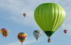 Stor Reno ballongRace Arkivbilder