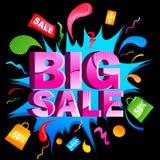 Stor Sale Royaltyfri Foto