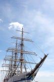 Stor seglingship Royaltyfri Bild