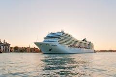 stor ship Royaltyfri Fotografi