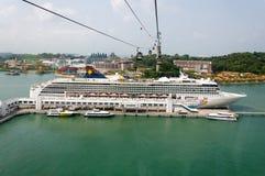 Stor ship Royaltyfria Foton
