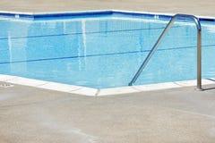 Stor simbassäng arkivfoton