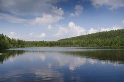 Stor sjö Royaltyfri Fotografi