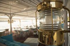 Stor sjöman Lamp Royaltyfri Foto
