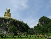 Stor skulpturpräst Royaltyfri Fotografi