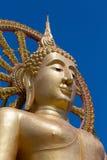 stor staty thailand för buddha kohsamui Royaltyfria Foton
