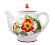 stor teapot Royaltyfri Bild