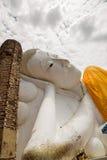 Stor Thailand Buddhastaty Royaltyfri Fotografi