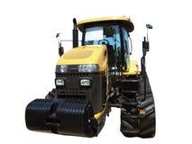 stor traktor Royaltyfri Fotografi