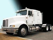 stor traktorlastbil fotografering för bildbyråer