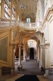 stor trappuppgång för arkitektur Arkivfoto