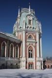 stor tsaritsyno för museumslottreserv Arkivfoton