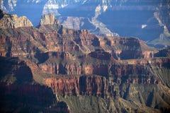 stor tusen dollar för arizona kanjonklippor Fotografering för Bildbyråer