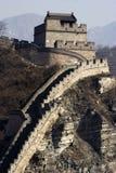 stor vägg Royaltyfri Bild