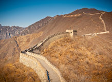 Stor vägg Fotografering för Bildbyråer