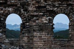 stor vägg Royaltyfria Foton