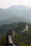 Stor vägg av Kina Royaltyfri Foto