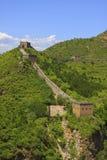 Stor vägg av Kina Arkivfoto
