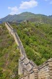 Stor vägg i Kina Royaltyfri Foto