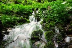 stor vattenfall Arkivbild