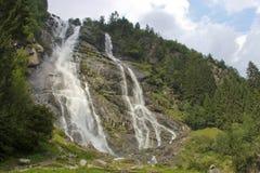 stor vattenfall Royaltyfria Foton