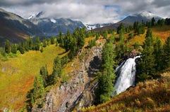 stor vattenfall Royaltyfri Fotografi