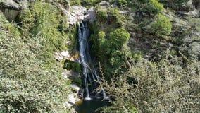 stor vattenfall royaltyfri bild