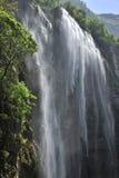 Stor vattenfall Three Gorges  Arkivfoto