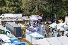 Stor Yorkshire show Royaltyfria Bilder