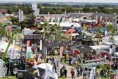 Stor Yorkshire show Fotografering för Bildbyråer