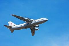 Stora Antonov An-124 Ruslan Royaltyfria Bilder