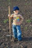 stora barn little skyffel Fotografering för Bildbyråer