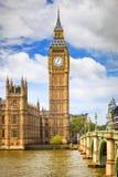 Stora Ben i London Fotografering för Bildbyråer