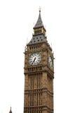 Stora Ben som isoleras på white Royaltyfri Bild