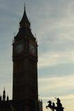 Stora Ben Westminster Sunset, Fotografering för Bildbyråer