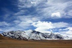 stora berg Royaltyfria Foton