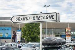 Stora Bretagne Royaltyfria Bilder