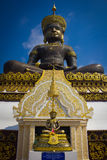Stora Buddha. Royaltyfri Fotografi